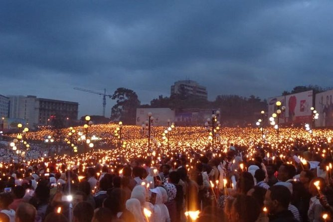 Meskel Festival in Ethiopia / Finding the true cross/