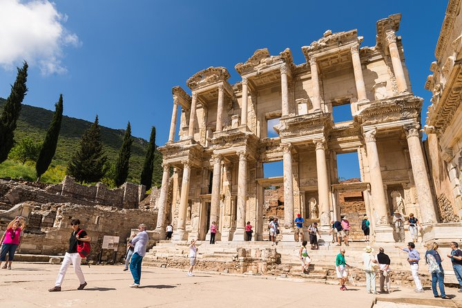 Ephesus and House of Virgin Mary Day Trip from Bodrum