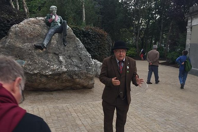 Dublin Rogues Tour is a walking tour in Merrion Square Park