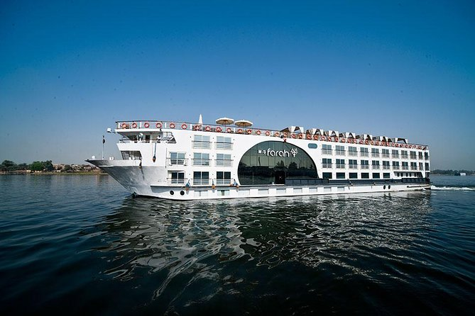 4-Day 3-Night Luxury Nile Cruise every Friday from Aswan to Luxor