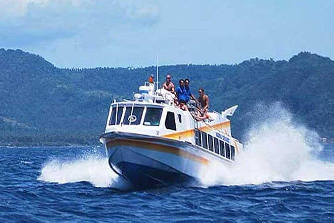 Speedboat From Bali To Lombok, Gili Trawangan And Gili Air