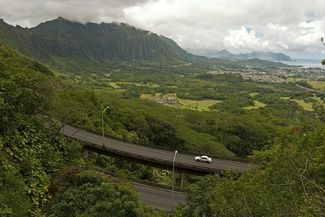 Magical Windward Oahu Private Tour