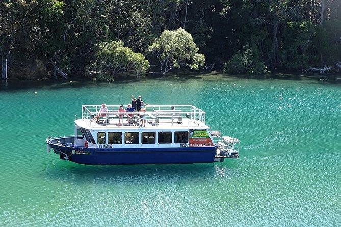 Byron Bay Rainforest Eco-Cruise