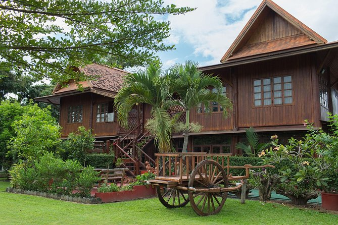 Private Garden Tour & Cooking Class in Beautiful Chiang Mai Home with Transfers