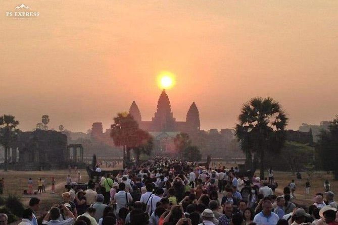 1 Day Sunrise of Angkor Complex