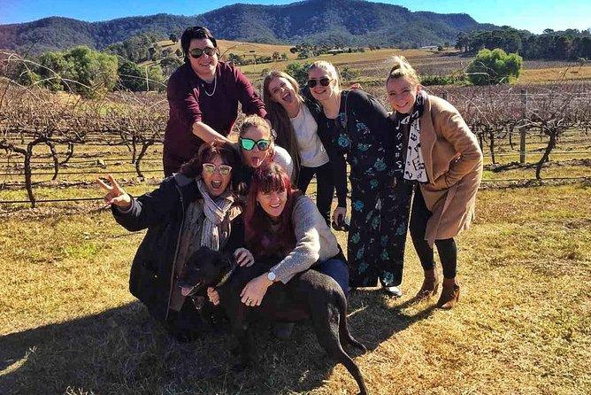 Snapshot Half Day Hunter Valley Wine Tour