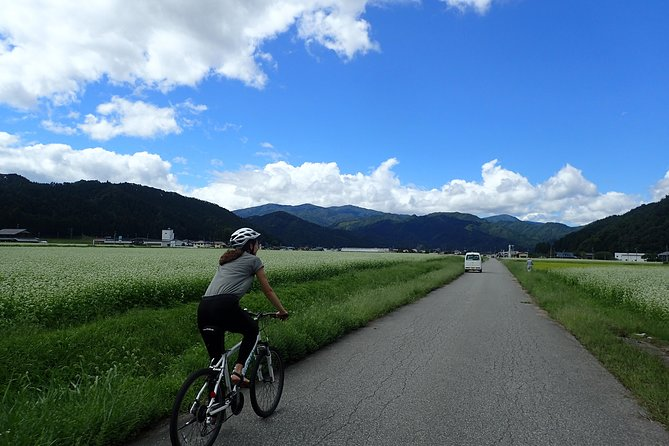 Morning Cycling Tour in Hida-Furukawa photo 9