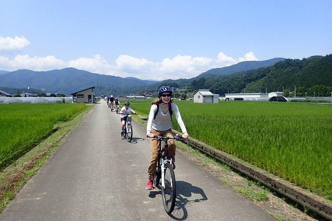 Morning Cycling Tour in Hida-Furukawa photo 17