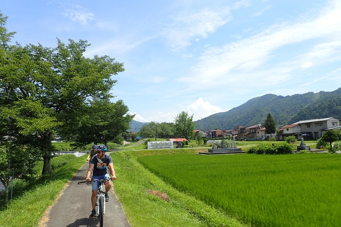 Morning Cycling Tour in Hida-Furukawa photo 29