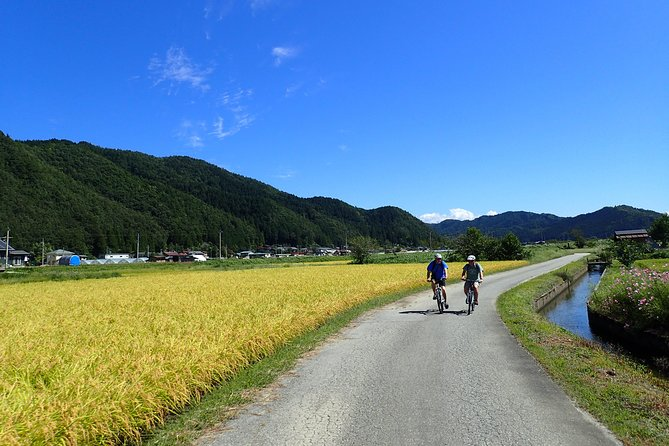 Morning Cycling Tour in Hida-Furukawa photo 21