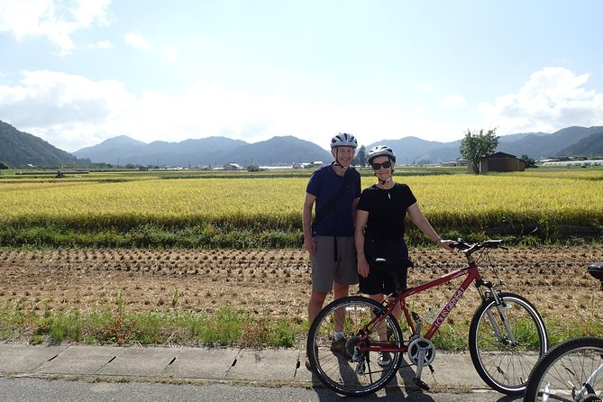Morning Cycling Tour in Hida-Furukawa photo 19