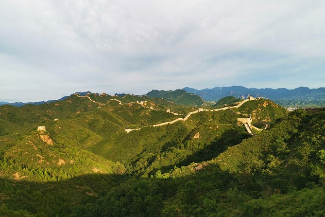 Private round-trip transfer from Beijing to Jinshanling Great Wall photo 5