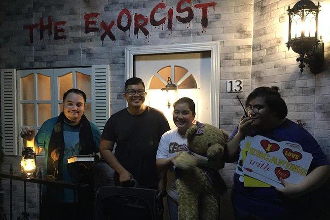 Escape Game in Puerto Princesa City