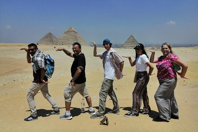 Best Private Half Day Tour to Giza Pyramids