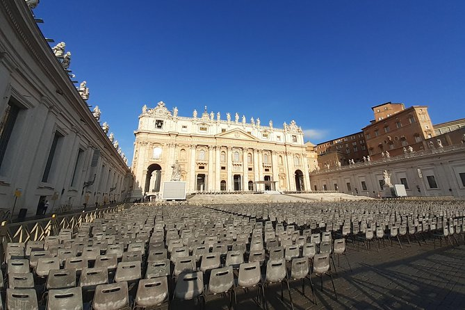 Pope Audience and Sistine Chapel !!! No line !!! With guide !!!