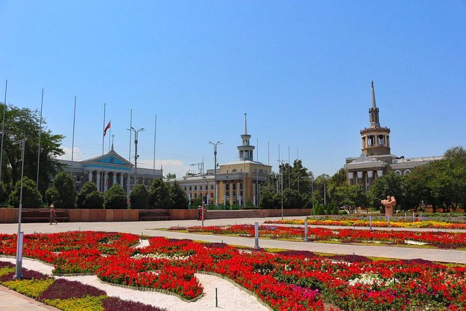 The perfect day: Ala Archa National Park + Bishkek city tour