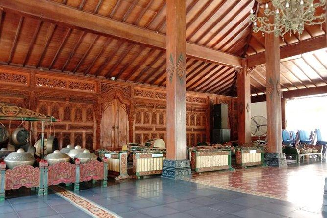 Java Culture Museum - Admission Ticket