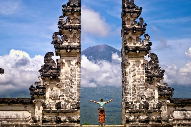 Visit Mother Temple of Bali and The Gates of Heaven with Bali Swing and Lunch