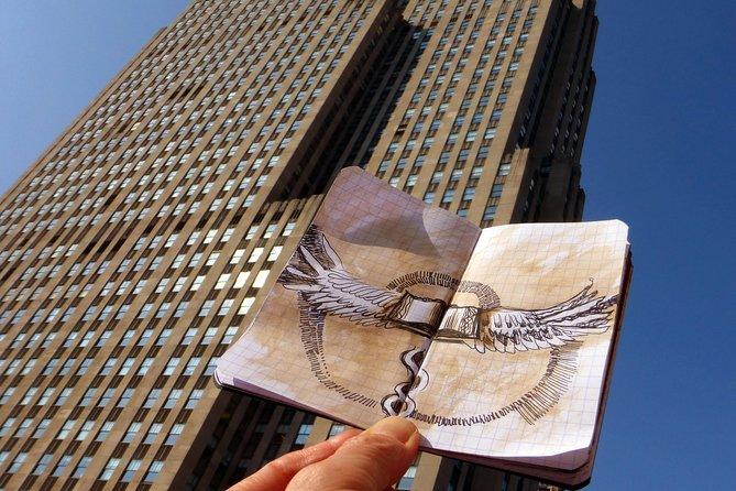 PRIVATE Rockefeller Center Renegade Walking Tour