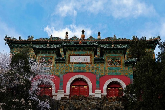 Half-Day Tour to Summer Palace including Dragon Boat Ride