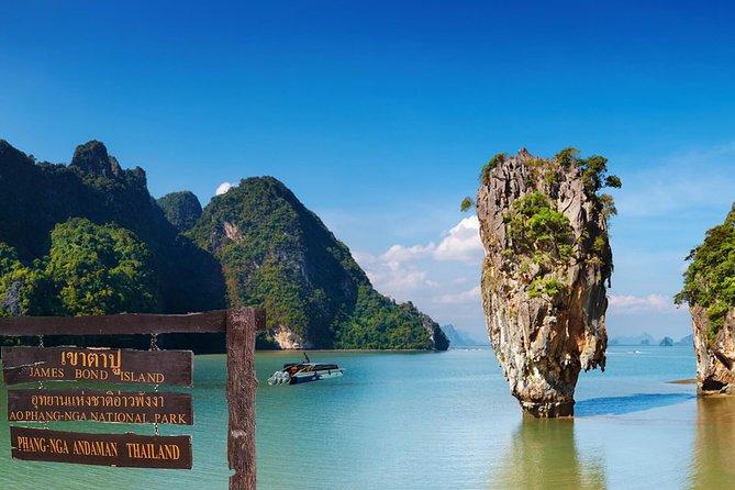 James Bond Island & Khai Island By Speedboat