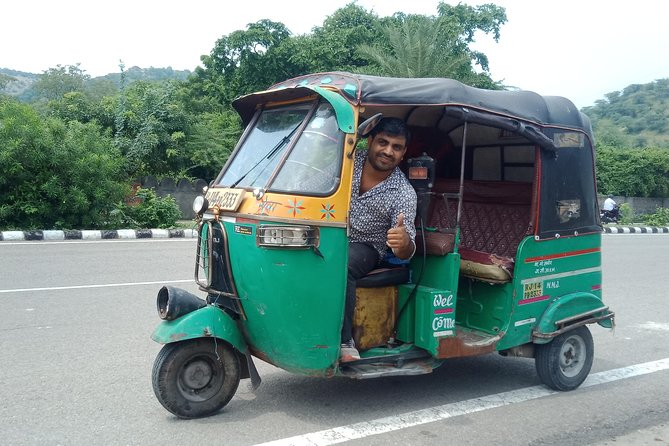 Half or full day Jaipur tour by Tuk Tuk