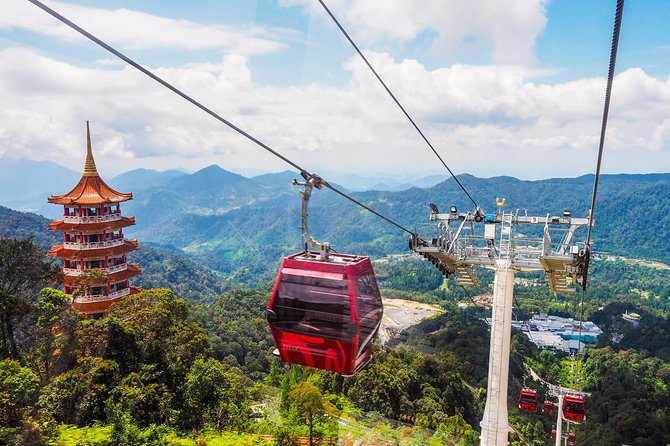 Genting Highlands & Batu Caves Day Tour With Briyani Lunch