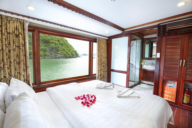 Ha Long Bay 2 days 1 night with Deluxe Oriental Sails Cruise 3*
