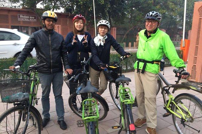 Agra Cycling Tour