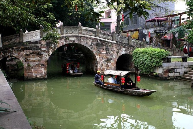 Private Day Tour to Shunde from Guangzhou: Qinghui Garden, Fengjian Water Town photo 8