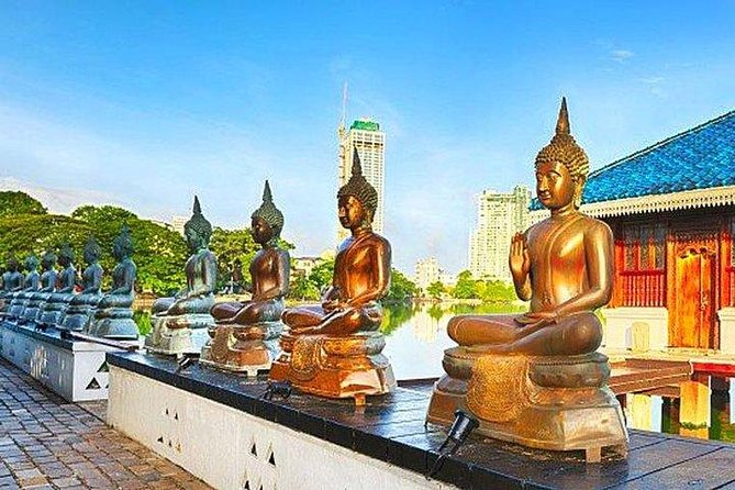 Colombo City Tour By Private Van