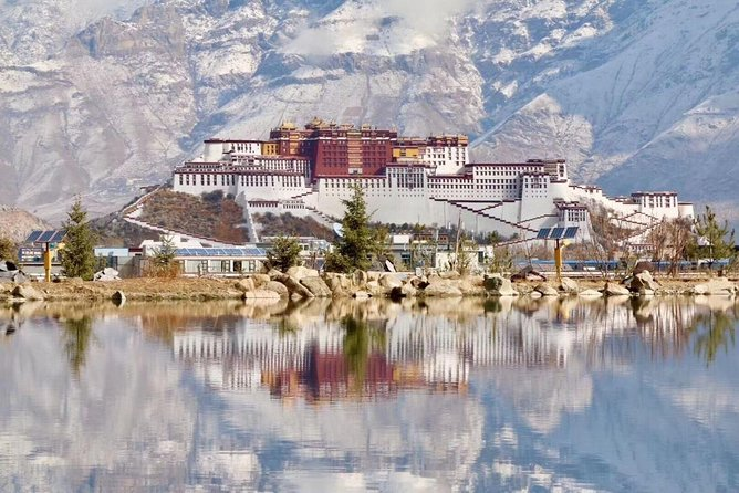 4-day Holy City Tour in Lhasa