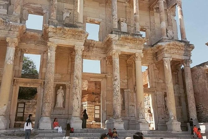 Explore Ephesus on a Private Tour Specially Designed for Wheelchair Comfort