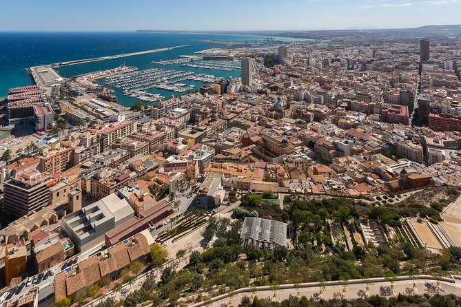Private 4-hour City Tour of Alicante (Cruise port or hotel pick up)