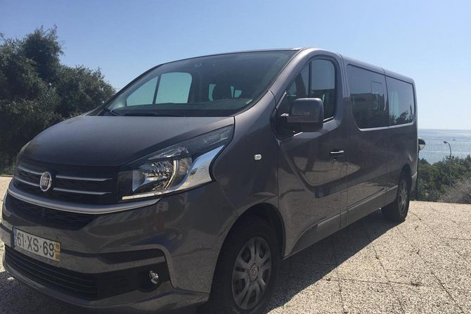 Private Transfer from Algarve to Lisbon