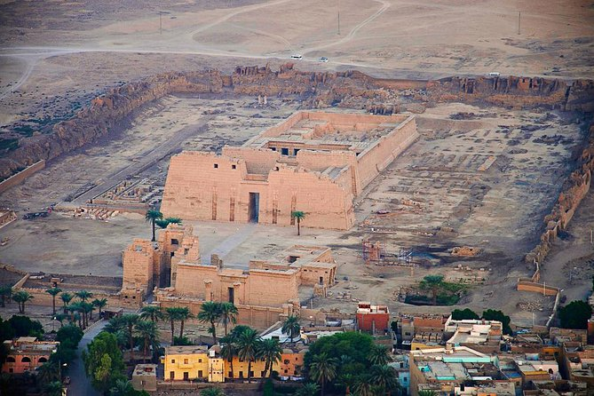 Ramesseum Temple, Habu Temples and the Valley of the Nobles photo 1