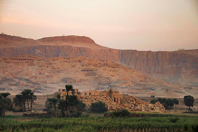 Ramesseum Temple, Habu Temples and the Valley of the Nobles photo 4