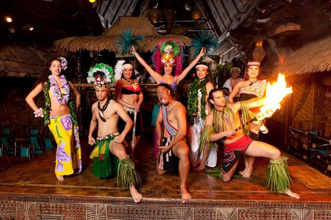 Mai-Kai Polynesian Dinner Show Ticket