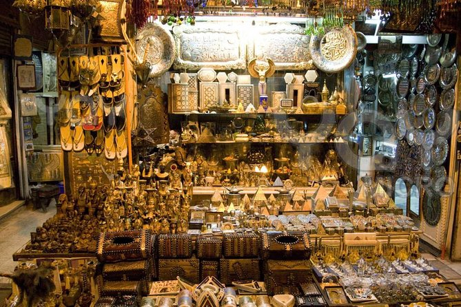 Hurghada: Day Trip to Cairo by Plane with Transfers