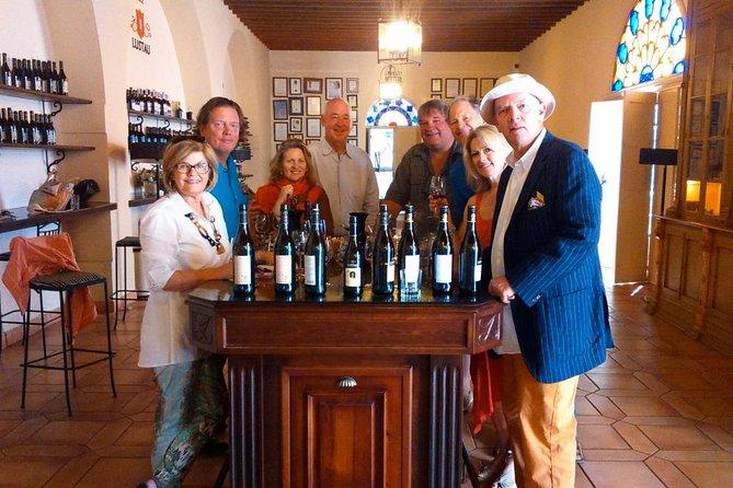 Private wine tour to Jerez de la Frontera