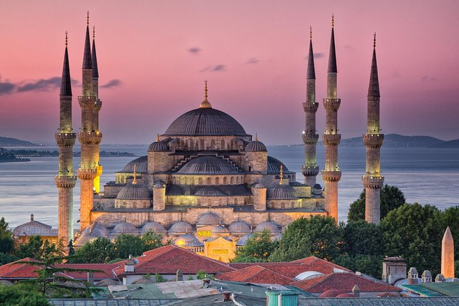 Private Full Day Old City Tour of Istanbul ENTRANCE FEES are INCLUDED