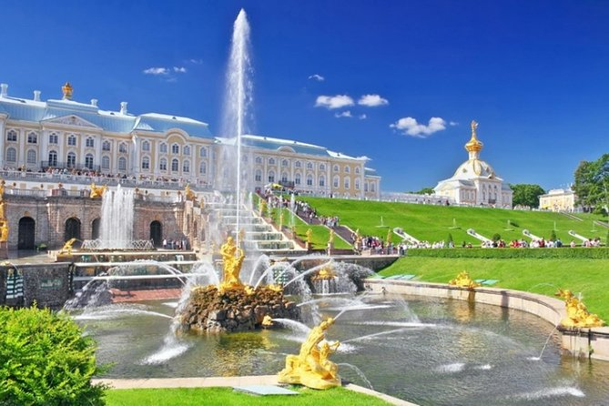 Peterhof Tour with Return by Hydrofoil from St. Petersburg photo 10