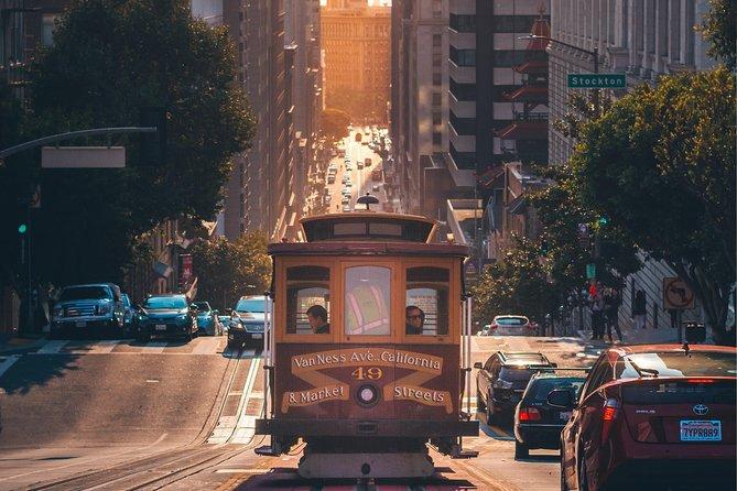 Wandeltocht door San Francisco: Gold Rush Era EXPLORATION GAME
