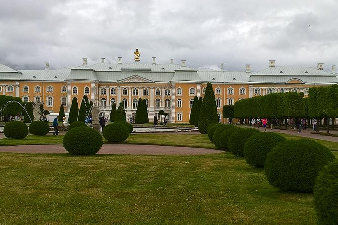 Peterhof Tour with Return by Hydrofoil from St. Petersburg photo 7