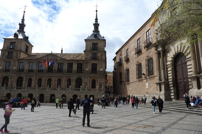 Private tour from Madrid to Toledo and Segovia. photo 6