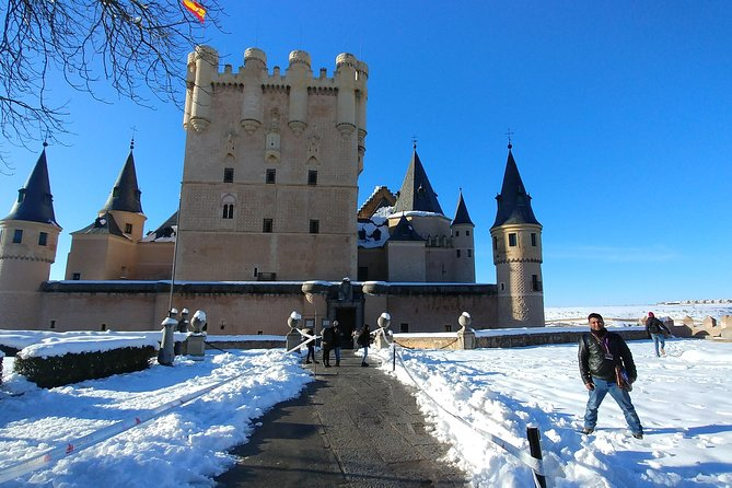 Private tour from Madrid to Toledo and Segovia. photo 2