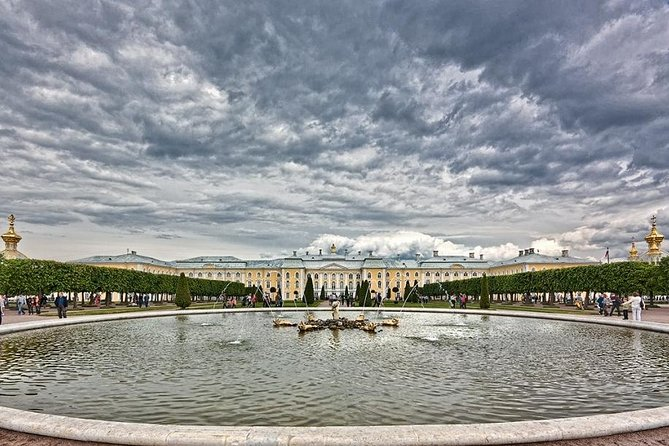 Peterhof Tour with Return by Hydrofoil from St. Petersburg photo 8
