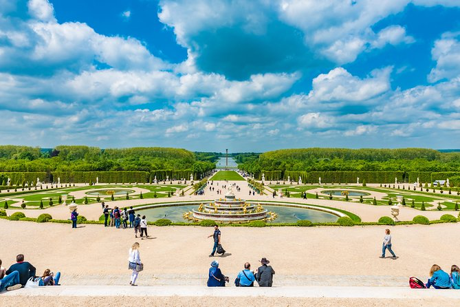 All Day Small Group Guided Versailles with Skip the line Access