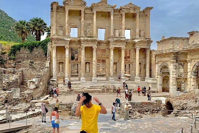 Daily Ancient Ephesus Tour From Istanbul With Flights