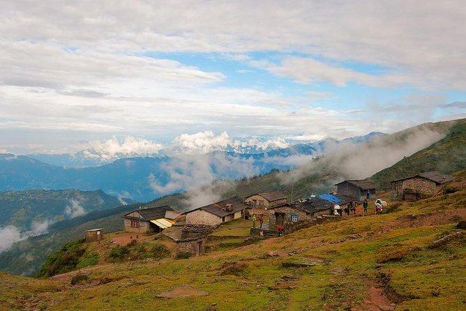 7 days Pikey Peak Trek - A Short Trek with Great Views of Everest